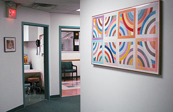 Photo - Hallway at Child Health Partners